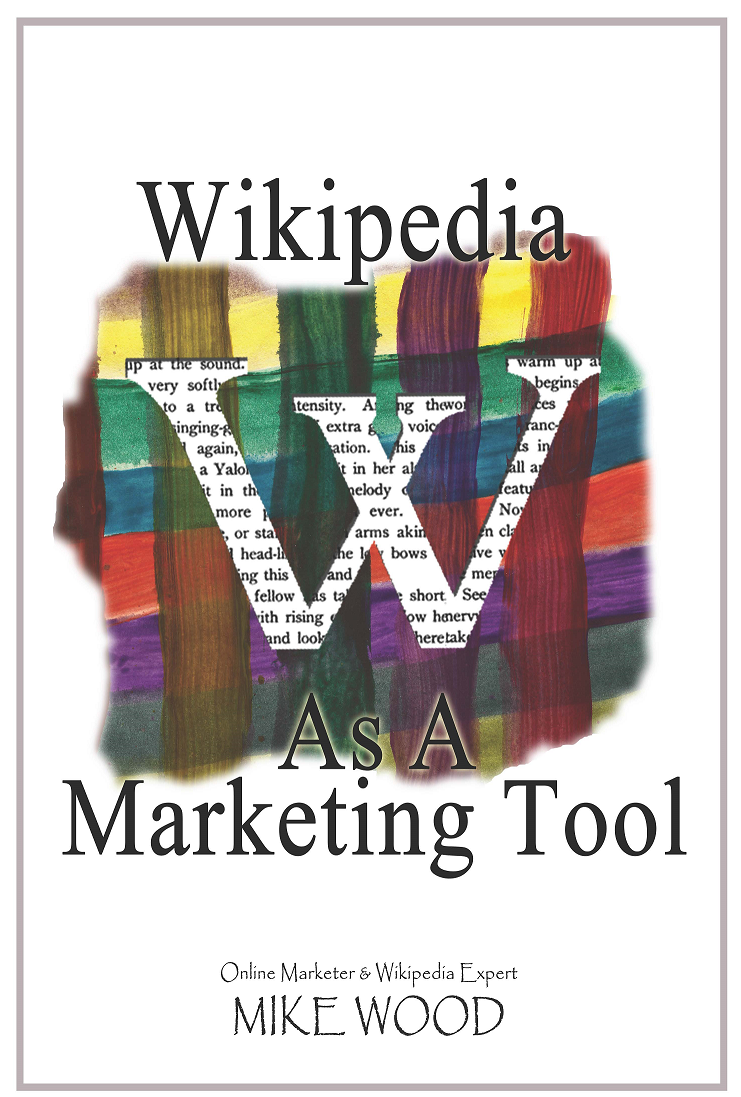 Wikipedia Marketing Book