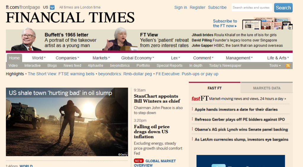 Financial Times Image