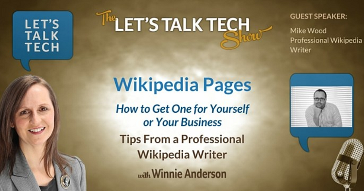 Lets Talk Tech Podcast Wikipedia Legalmorning