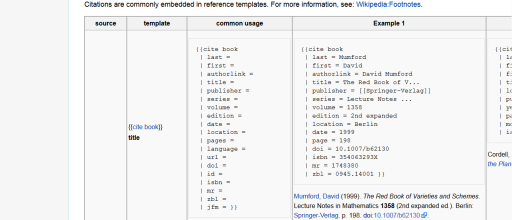 Citing A Book On Wikipedia
