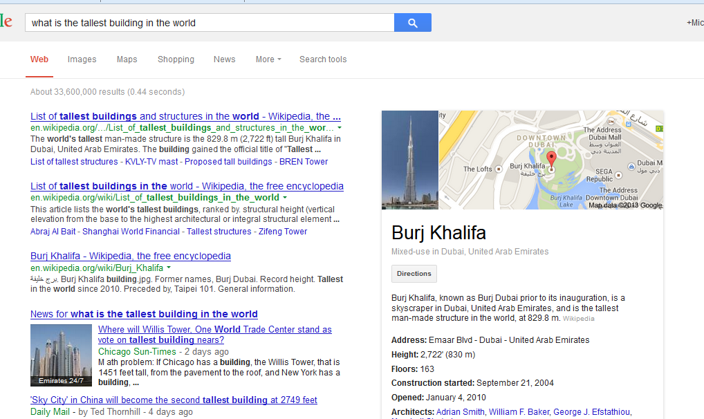 Hummingbird Search Results Tallest Building