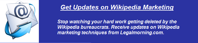 Get email updates when you hire a Wikipedia editor