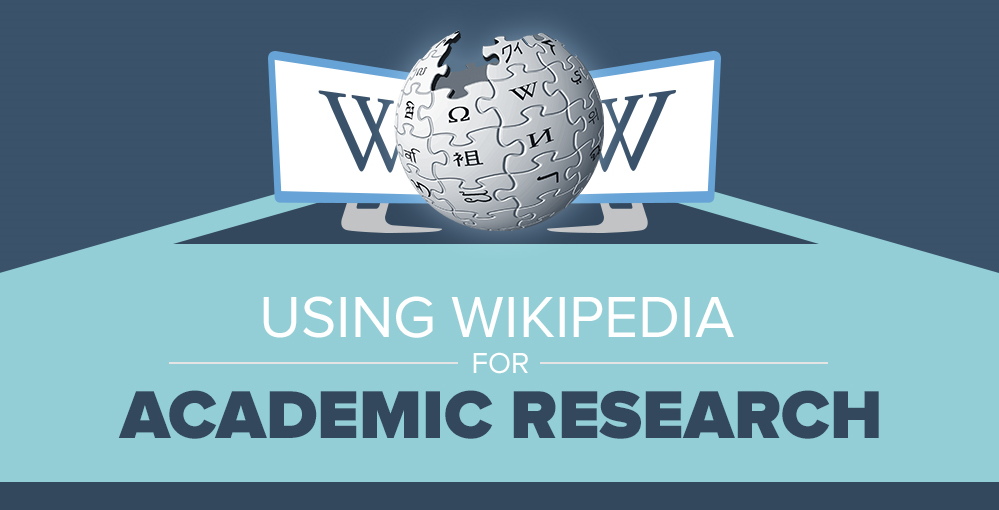 Academic Use of Wikipedia – Infographic