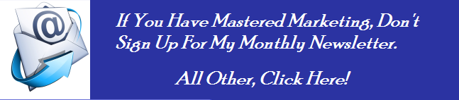 Free Marketing Newsletter