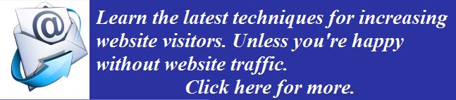 More Website Visitors