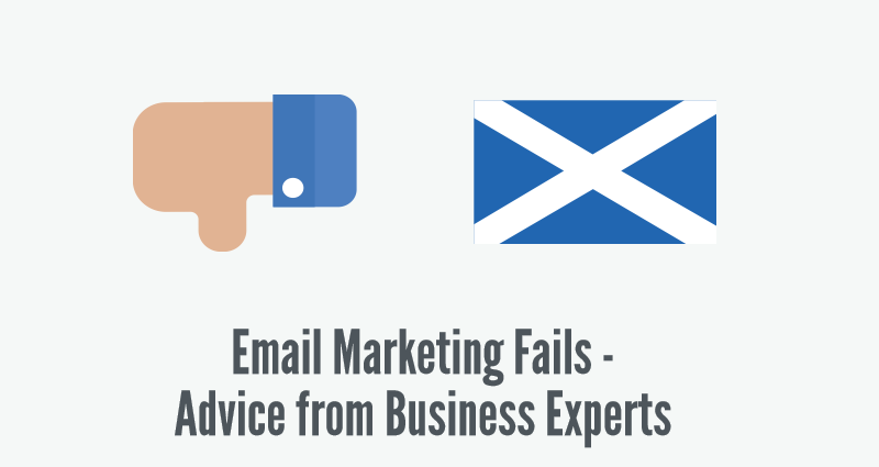 Business Leaders Discuss Email Marketing Fails