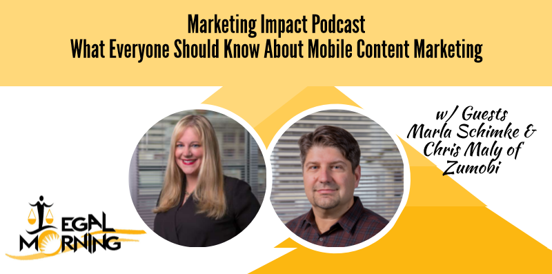 What You Should Know About Mobile Content Marketing (Podcast)