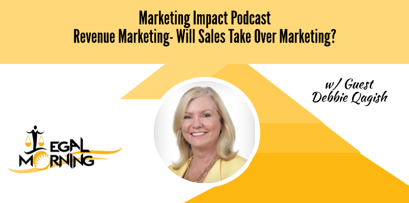 Will Marketing Take Over Sales (Podcast)