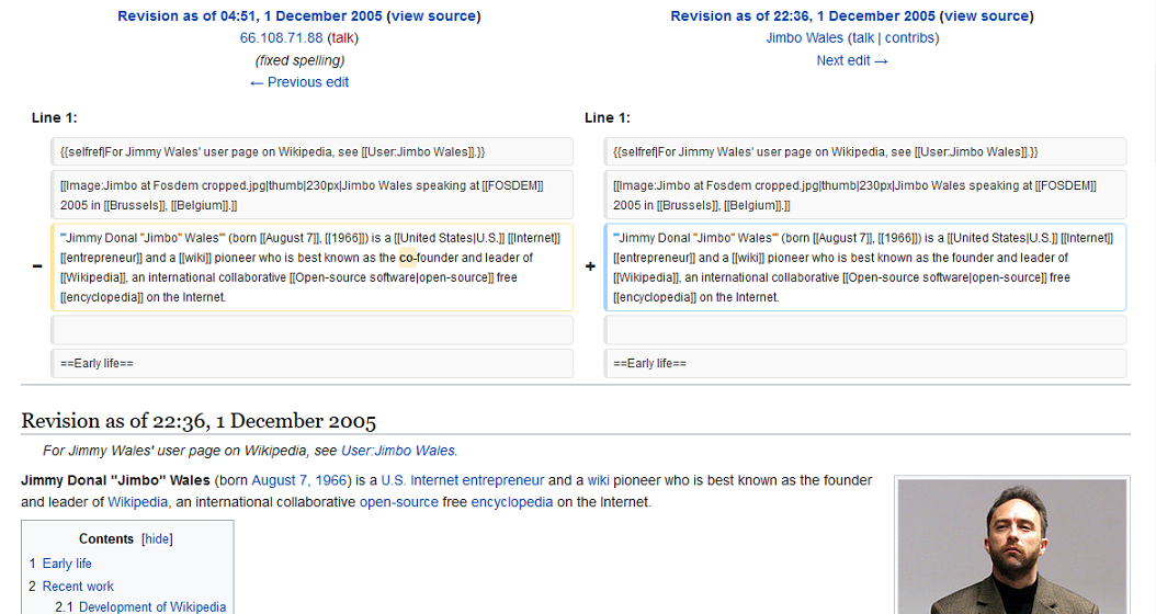 how do i edit a wiki page