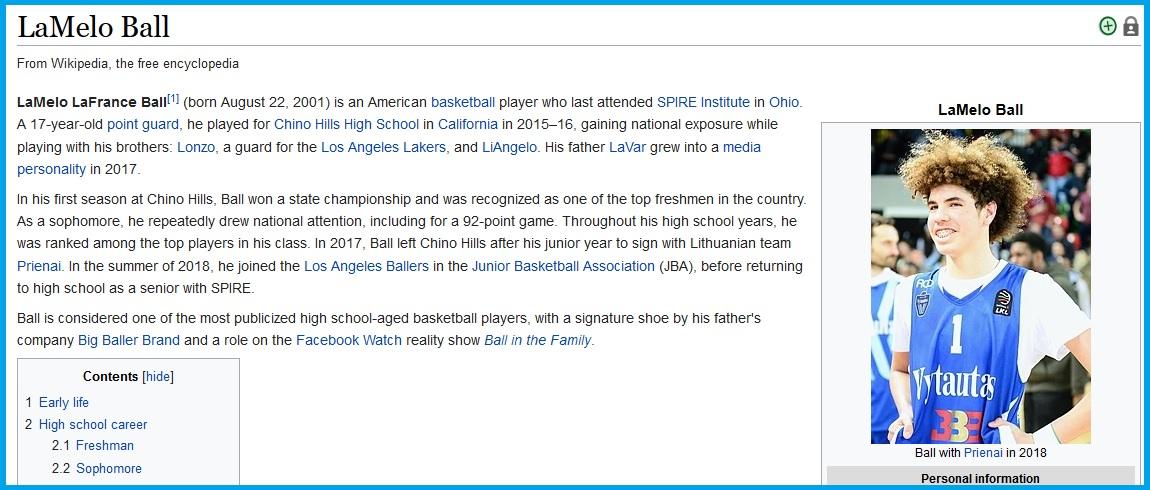Wikipedia biography custom scholarship essay editor website