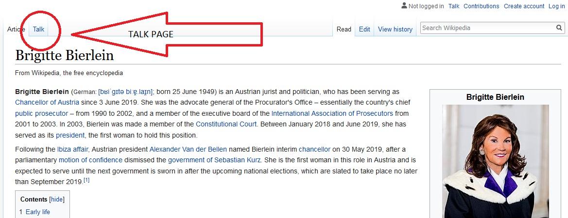 wikipedia biography